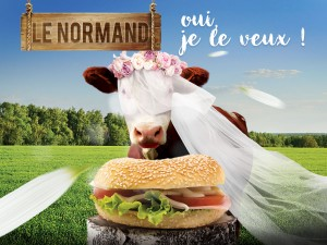 bagel le normand